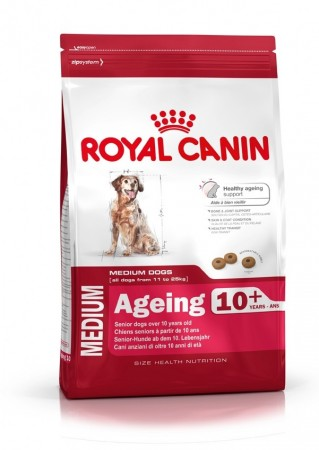 Royal Canin Medium Ageing 10 år+ 3 kg