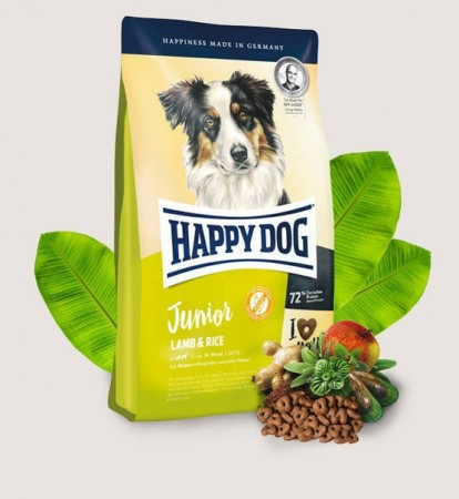 HD Lamb & Rice Junior 10kg