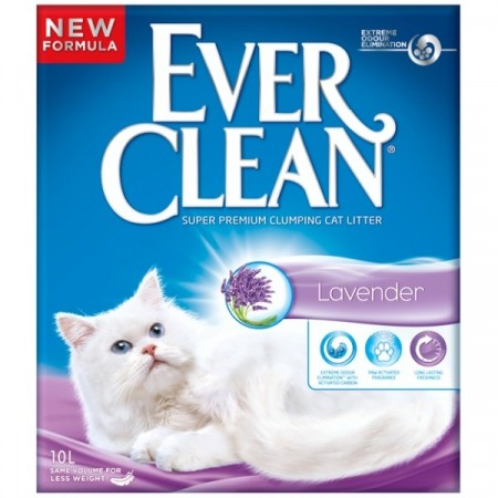Ever Clean Fresh Lavender 10L