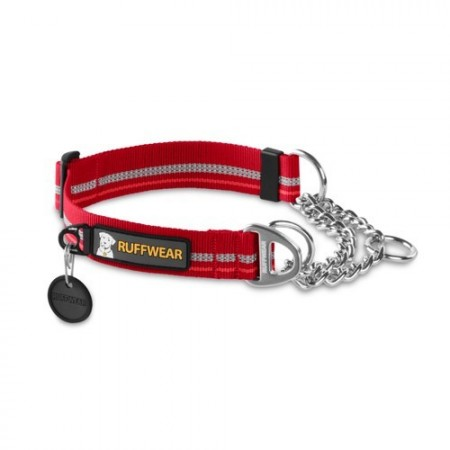 Ruffwear Chain Reaction™ Collar rød