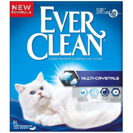Ever Clean Multi Crystals Kattesand 10 L