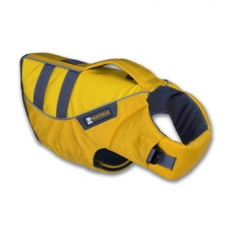 Ruffwear K-9 Float Coat™ redningsvest gul