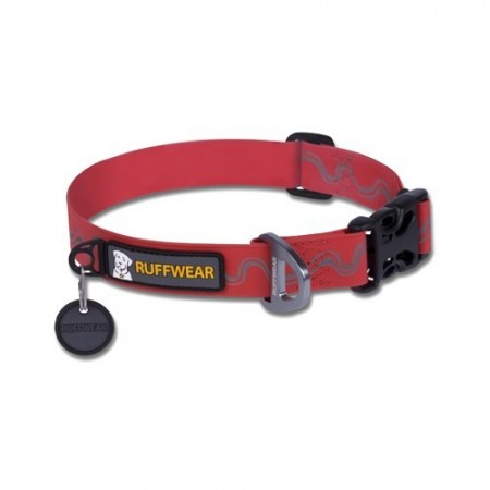 Ruffwear Headwater™ Collar rød