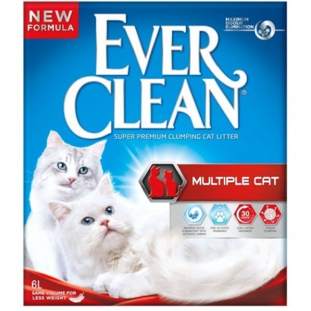 Ever Clean Multiplecat 10 L
