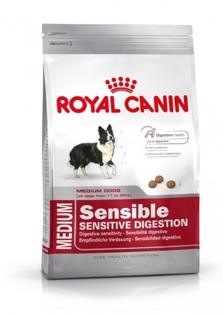 Royal Canin Medium Sensible 15 kg