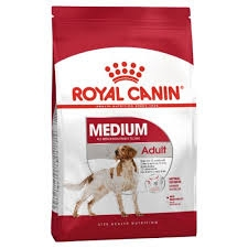 Royal Canin Medium Adult fra 12 mndr.